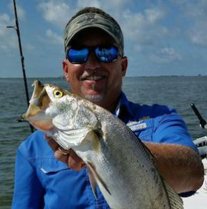 Inshore and Coastal Fishing Charter Grand Isle, Louisiana Captain John